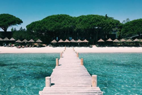 Plage-Palombaggia